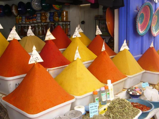 Top Spices Of Morocco